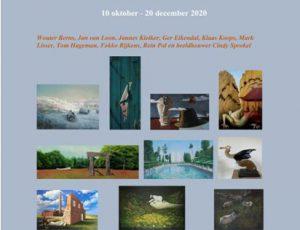 Expositie QuasiNatuur  Kasteel Groeneveld, Groeneveld 2, Baarn 10 oktober – 21 december 2020
